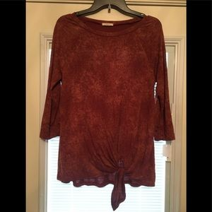 SIZE LG Like New Womens Blouse